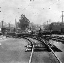 Image of F-1344 - Sunset Boulevard and Myra Avenue Bridge