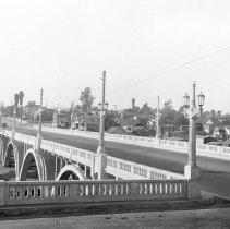 Image of F-1386 - Fourth Street and Lorena Street bridge
