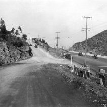 Image of F-1685 - Mulholland Highway and Cahuenga Boulevard