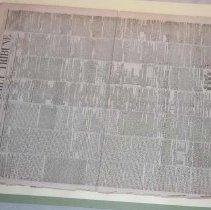 Image of NY Tribune Newspaper