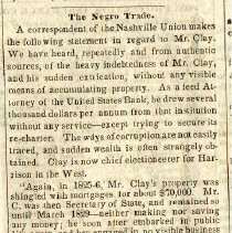 Image of Henry clay Article