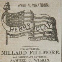 Image of Whig Ballot