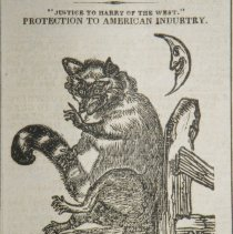 Image of Old Coon Cartoon