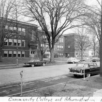 Image of Community College and Administration, 1960
