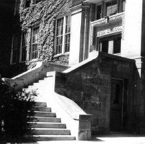 Image of Lansing Central High School Stairs, 1943