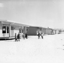 Image of Groesbeck Hills Elementary School, Fairview Annex, February 1960