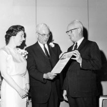 Image of Dr. Forrest Averill's Retirement, May 1964