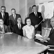 Image of Lansing Public Schools Administration, 1964
