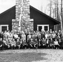 Image of Lansing Public Schools Conservation Workshop, 1947