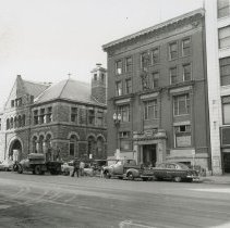 Image of Federal Building and YMCA