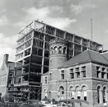 Image of Construction of new City Hall