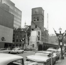 Image of Demolition of old City Hall