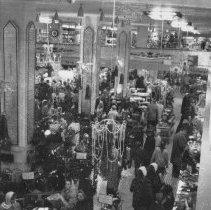 Image of Interior View, Knapp's Department Store