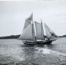 Image of Sailboat Near the Shore View 1