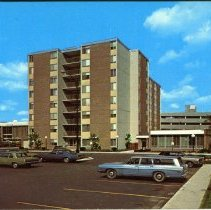 Image of Oliver Tower Apartments, Lansing, Michigan - 2015-01-001.V02.089