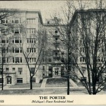Image of The Porter, Michigan's Finest Residential Hotel, Lansing Michigan - 2015-01-001.V02.090