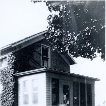 Image of House with Ivy