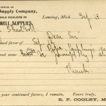 Image of Michigan Supply Company - 2015-01-001.V03.033