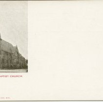 Image of First Baptist Church, Lansing, Mich.  - 2015-01-001.V05.003