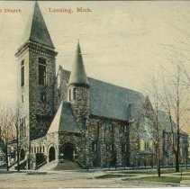 Image of First Baptist Church, Lansing, Mich.  - 2015-01-001.V05.006