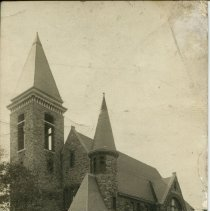 Image of First Baptist Church, Lansing, Mich.  - 2015-01-001.V05.007
