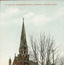 Image of Plymouth Congregational Church - 2015-01-001.V05.042