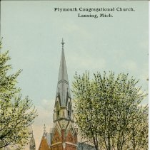 Image of Plymouth Congregational Church - 2015-01-001.V05.045