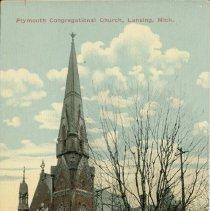 Image of Plymouth Congregational Church, Lansing, Michigan - 2015-01-001.V05.055