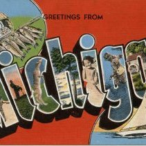 Image of Greetings from Michigan - 2015-01-001.V06.051