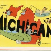 Image of Greetings from Michigan - 2015-01-001.V06.071