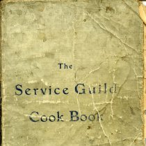 Image of The Service Guild Cook Book, 1906