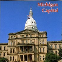 Image of Michigan Capitol - 2015-01-001.V11.096