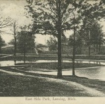 Image of East Side Park, Lansing, Michigan - 2015-01-001.V13.021