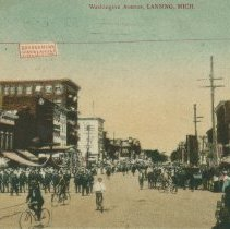 Image of Washington, Avenue, Lansing, Michigan - 2015-01-001.V13.094