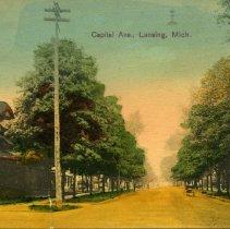 Image of Capitol Ave., Lansing, Michigan - 2015-01-001.V17.004