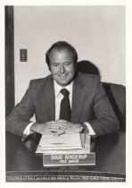 Image of Douglas Binderup, 1980 - Print, Photographic