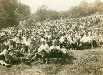 Image of Fall 1929 Meeting of the Tamalpais Conservation Club Fall 1929 meeting of the T.C.C.  - Print, Photographic