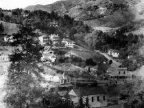 Image of View of Mill Valley, 1898 - Print, Photographic