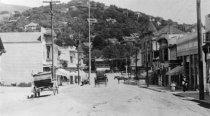 Image of Throckmorton Avenue, circa 1905 - Print, Photographic