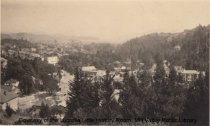 Image of View of Mill Valley from Bayview Avenue, 1916 - Print, Photographic