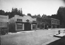 Image of Madrona Street looking southwest, circa 1929-1935 - Negative