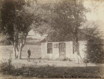 Image of Old Ranch Bakery & Lunch Room, circa 1898                                                                                                                                                                                                                 - Print, Photographic