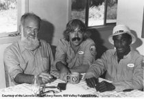 Image of Treatment Plant Crew, 1980                                                                                                                                                                                                                                 - Print, Photographic