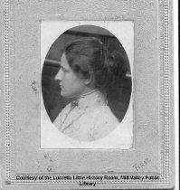 Image of Kate Robinson, 1901  - Photograph