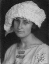 Image of Guin Robinson, 1921 - Photograph
