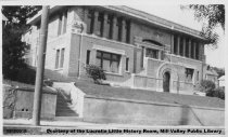 Image of Carnegie Library at 52 Lovell Ave., circa 1911                                                                                                                                                                                             - Print, Photographic