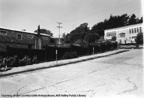 Image of Corner of Lovell & Madrona Avenue, 1982