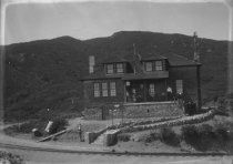 Image of West Point Inn circa 1904                                                                                                                                                                                                                                      - Print, Photographic