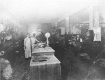 Image of Quality Market, circa 1920                                                                                                                                                                                                      - Print, Photographic