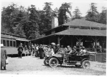 Image of Muir Woods Inn, circa 1908